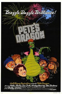 Peter et Elliott le Dragon (1977) preview 0