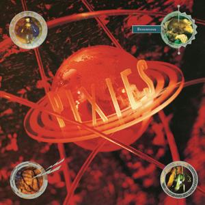Bossanova Pixies album cover