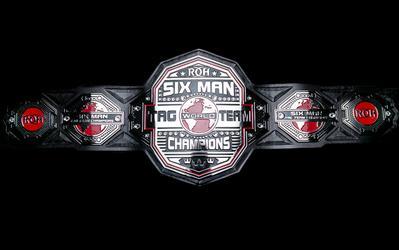 ROH World Six-Man Tag Team Championship - Wikiwand