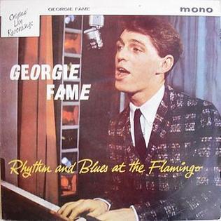 <i>Rhythm and Blues at the Flamingo</i> 1964 live album by Georgie Fame