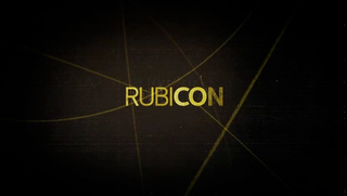 <i>Rubicon</i> (TV series) American television series