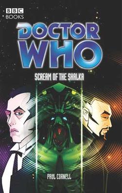 Doctor Who - Scream of the Shalka Audio Drama - BBC webcast - Paul Cornell
