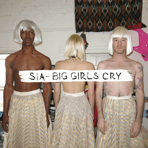 Sia — Big Girls Cry (studio acapella)
