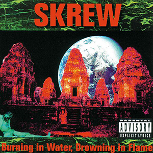 <i>Burning in Water, Drowning in Flame</i> 1992 studio album by Skrew