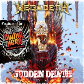 Sudden Death (song) song by the American heavy metal band Megadeth