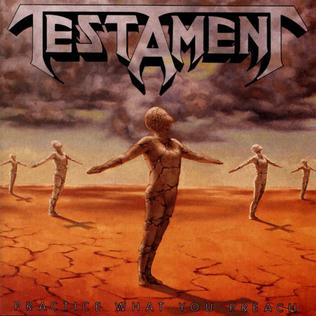 <i>Practice What You Preach</i> 1989 studio album by Testament