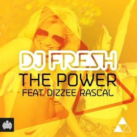 DJ Fresh featuring Dizzee Rascal — The Power (studio acapella)