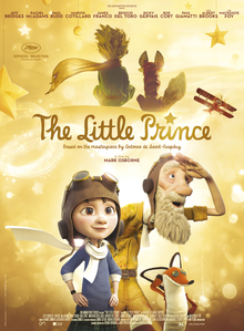 The Little Prince 2015 Film Wikipedia