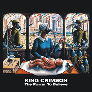 <i>The Power to Believe</i> 2003 studio album by King Crimson
