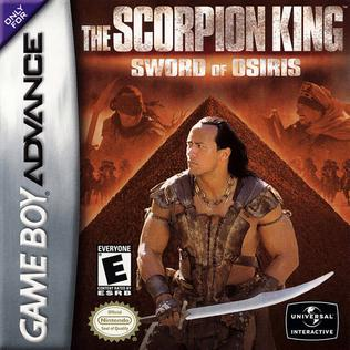 <i>The Scorpion King: Sword of Osiris</i>