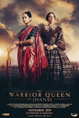 The Warrior Queen of Jhansi - Wikipedia