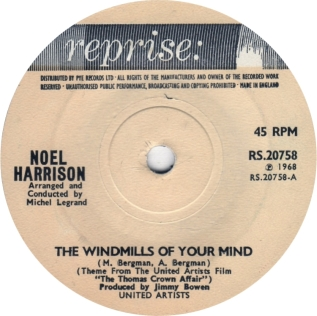 The Windmills of Your Mind - Wikipedia