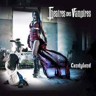 <i>Candyland</i> (album) 2016 studio album by Theatres des Vampires