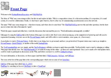 web wiki