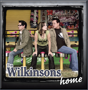 <i>Home</i> (The Wilkinsons album) 2007 studio album by The Wilkinsons