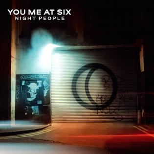 Image result for night people you me at six album cover