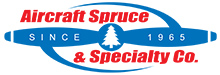 https://upload.wikimedia.org/wikipedia/en/1/1b/Aircraft_Spruce_Logo.jpg