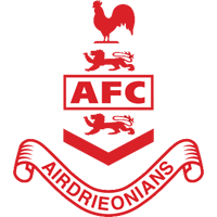 Airdrieonians F.C. association football club formed in 2002