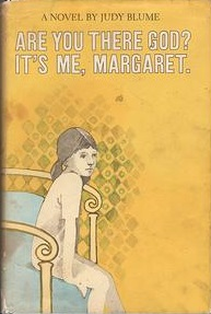 Picture of a book: Are You There God? It's Me, Margaret.
