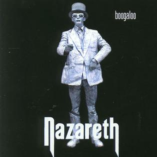 <i>Boogaloo</i> (Nazareth album) 1998 studio album by Nazareth
