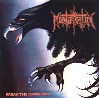 <i>Break the Curse</i> 1994 demo album by Mortification