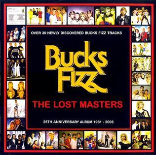 <i>The Lost Masters</i> (Bucks Fizz album)