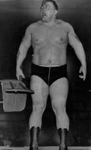 Bulldog Brower American professional wrestler
