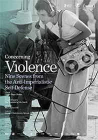 concerning violence  cv film poster jpg