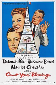 <i>Count Your Blessings</i> (1959 film) 1959 film by Jean Negulesco