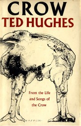 <i>Crow</i> (poetry) book by Ted Hughes