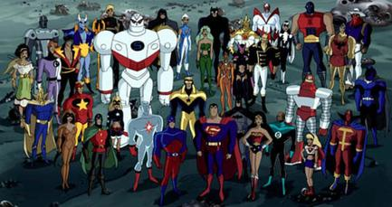 DC animated universe - Wikipedia