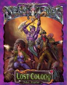 Titelbild - Deadlands: Lost Colony