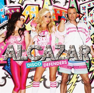 <i>Disco Defenders</i> 2009 studio album by Alcazar