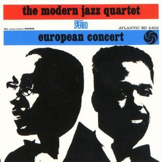 European Concert cover