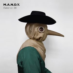 <i>Fabric 38</i> 2008 compilation album by M.A.N.D.Y.