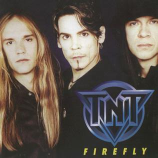 <i>Firefly</i> (TNT album) 1997album by the band TNT