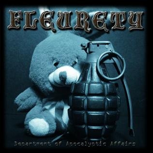 <i>Department of Apocalyptic Affairs</i> 2000 studio album by Fleurety