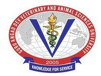 Guru Angad Dev Veterinary and Animal Sciences University one of the universities of India