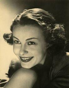 Ilse Werner German actress