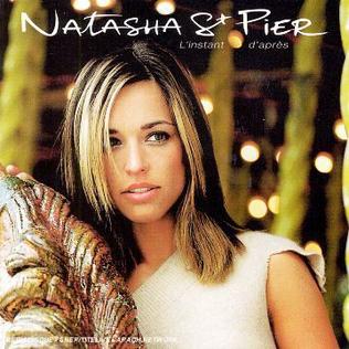 <i>LInstant daprès</i> 2003 studio album by Natasha St-Pier