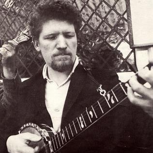 Luke Kelly Irish singer and musician (1940–1984)