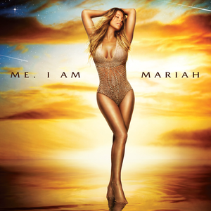 Afbeeldingsresultaat voor me i am mariah the elusive chanteuse album cover