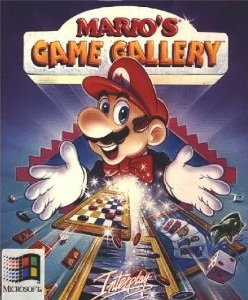 <i>Marios Game Gallery</i> 1995 video game