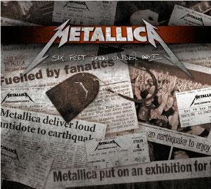 <i>Six Feet Down Under Part II</i> Metallica EP