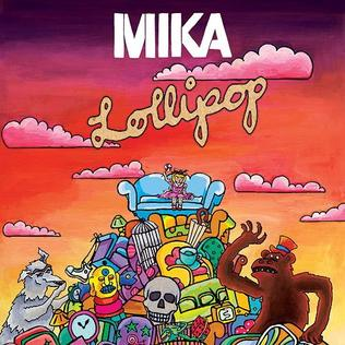 Mika — Lollipop (studio acapella)