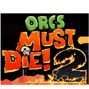 File:Orcs Must Die! 2 logo.png