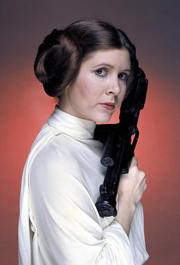 9 Iconic Hairstyles That Look Ridiculous on Mainstream Celebrities princess leia iconic
