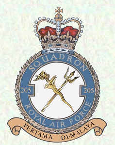 No. 205 Squadron RAF