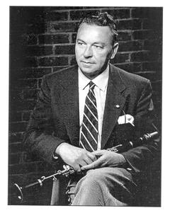 Reginald Kell English clarinettist