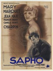 <i>Sapho</i> (1934 film) 1934 film by Léonce Perret